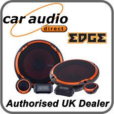 "Edge Street ED306 240W 6.5"" 16.5cm Car Audio Stereo Component Speakers Door Dash"