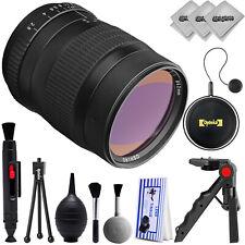 Oshiro 60mm f/2.8 2:1 Ultra-Macro Full Frame Lens for Nikon DSLR Cameras