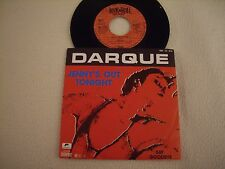 """DARQUE - Jenny's out tonight / Say goodbye - 7"""" Rock 'n' Roll Rec. 1984"""