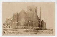 NEW M.E. CHURCH, MANKATO: Kansas USA postcard (C11921)