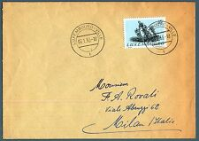 LUSSEMBURGO - 1952 - Olimpiadi di Helsinki e campionati di clclismo - 4 fr. isol