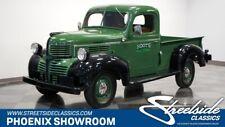 1946 Dodge WC 1/2 Ton Pickup