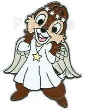Disney Pin 79390 Chip Angel Robe Star Halo Wings  LE 25 Artist Proof AP