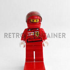 LEGO Minifigures - Pit Crew Member - rac025s - Ferrari Omino Set 8375 8654 8672