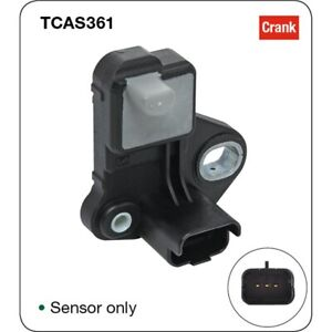 Tridon Crank Angle Sensor TCAS361 fits Ford Fiesta 1.6 TD (WT), 1.6 TDCi (WS)