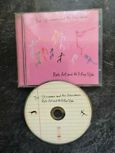 Joe Strummer and the mescaleros - Rock art CD album good free UK postage