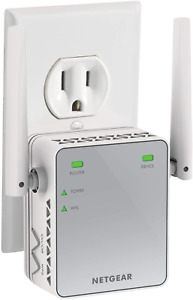 NETGEAR Wi-Fi Range Extender EX2700 with N300 Wireless Signal Booster & Repeater