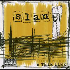 1 CENT CD A Thin Line [PA] - Slant