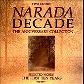 4 Narada Collection CDs: 2-CD Narada Decade Anniversary, Coll. Two, Coll. Three