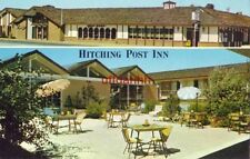 HITCHING POST INN MOTOR HOTEL and RESTAURANT, CHEYENNE, WY.