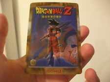 Dragon ball Z Goku 10 Série GOLD 3D