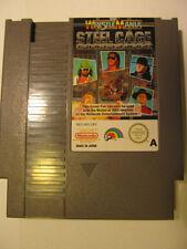 Wrestlemania Steel Cage Challenge Nintendo NES - Cartridge Only - Fully Working