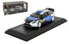 IXO FORD FOCUS RS WRC 08 vincitore Belgio TAC RALLY 2013-FREDDY Loix SCALA 1/43