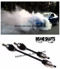 Insane Shafts Axles For 02-06 Acura RSX Type-S Only DC5 K20A2 K20Z1 500HP 1000HP