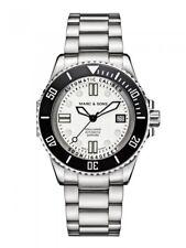 MARC & SONS Automatik Taucheruhr, Diver watch, ETA 2824-2, BGW9, Saphir, Keramik