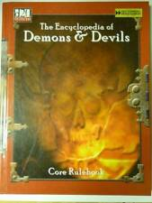 D20 SYSTEM: THE ENCYCLOPEDIA OF DEMONS & DEVILS RULEBOOK