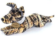 Greyhound Soft Toy - Reggie
