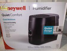 Honeywell HEV-320B Cool Moisture Humidifier - Black TABLETOP HUMIDIFIER 1 Gallon
