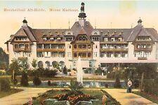 10922 AK Alt-Heide Slesia Kurhaus NUOVO PER 1912