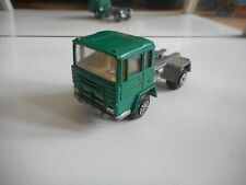 Mira Pegaso Truck in Green/Grey on 1:64