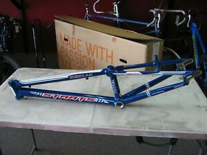 "Staats Bloodline Continental Pro Frame 20.75"" Top Tube 20 inch BMX racing"