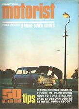 *PRACTICAL MOTORIST MAGAZINE - SEPTEMBER 1968 [N1]