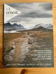 Ernest Journal - Issue 4 pre-loved