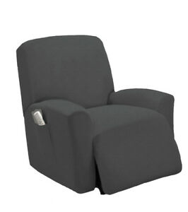 1 PC Stretch Recliner Slipcover Fit Furniture Chair Lazy Boy Cover, Estella