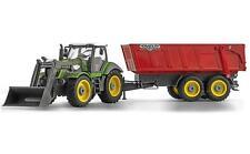 Ninco - tractor con remolque radio control