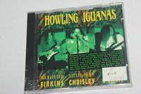 Howling Iguanas CD Heavy Metal Shrapnel 1994 Album 11trks MICHAEL LEE FIRKINS
