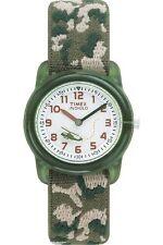 Timex Men's Quartz (Battery) Plastic Case Wristwatches