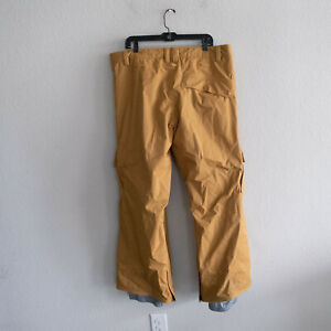 Nike 6.0 Snowboard Pants Tan Men's Size XL