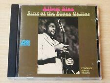 Albert King/King of the Blues Guitar/1989 CD Album