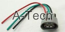 New Alternator Lead Repair Regulator Harness Plug Lead Repair Pigtail 3 Wires