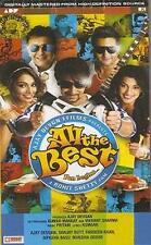 ALL THE BEST (AJAY DEVGAN, FARDEEN KHAN, BIPASHA BASU) - BOLLYWOOD DVD