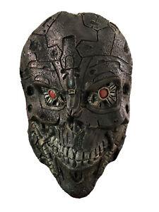 Masque Terminator - T-800 - Latex - Cosplay