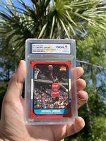 1996-97 Fleer 📈 Michael Jordan Ultra Decade Of Excellence 💎 WCG 10 Gem Mint