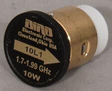 Bird 10L1 10 W 1.7-1.99 GHz Wattmeter Element/Slug 1700-1990 MHz for 43+