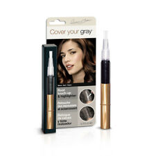 Cover Your Gray Root Touchup & Highlighter - Black
