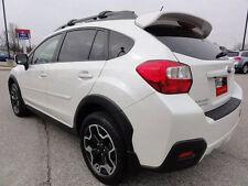 Subaru XV Crosstrek 2012+ Painted Factory Roof Mount Rear Spoiler ~USA Made~
