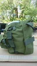 Us Military Army Messenger B a g G a s Mask Carrier Satchel Utility Pouch