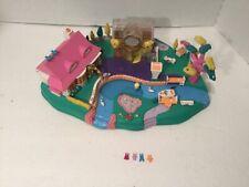 Doll Only Laurn Vtg Polly Pocket Magical Movin/' Pollyville 1996 Torry