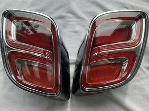 Bentley Mulsanne Rear Right and Left Tail Light Set 2018 2019 OEM - NEW!!!