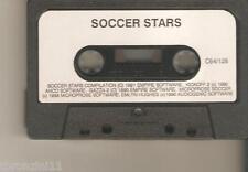 COMMODORE 64/128 - SOCCER STARS - 1991