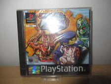 JoJos Bizarre Adventure - Sony PlayStation Ps1 Game &