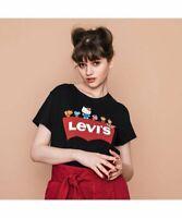 LEVI'S x HELLO KITTY T-shirt  HELLO KITTY & FRIENDS 45th