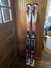 k2 apache womens skis w/ bindings - 149 cm - used but in excellent condition