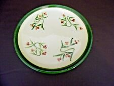 Sud & Co. Cassis En Provence Hand Made Pottery Plate France