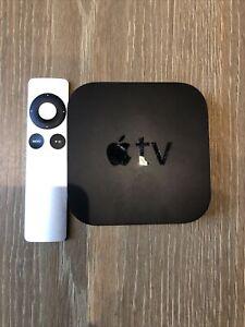apple tv 3rd generation hd media streamer - a1469