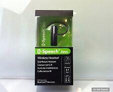 B-Speech JASS, Bluetooth BT Casque, avec les liaisons multiples-Fonction d'Exploitation 2 téléphones portables NEUF